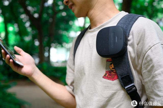 运动热潮来袭,拿起Bose Micro畅享动感音乐