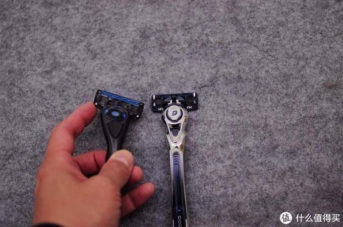拥有最多的刀片的剃须刀怎么样——Dorco PACE7手动剃须刀