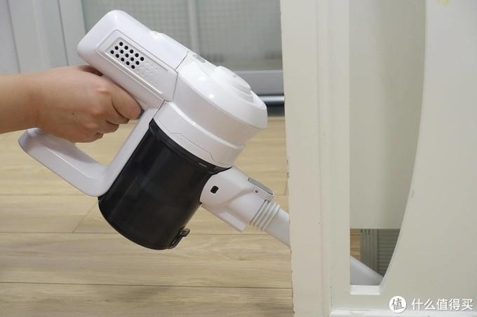史低499,性能够用的入门之选—360优点手持吸尘器测评