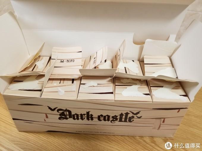 第一次接触盲盒,阿狸迷你公仔·黑暗古堡系列开箱