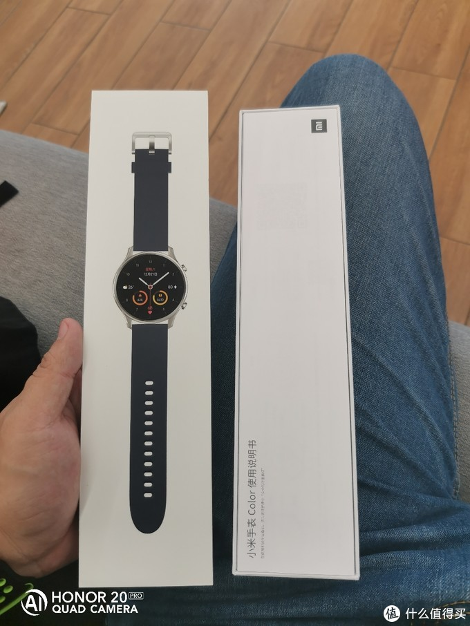 小米手表color简评
