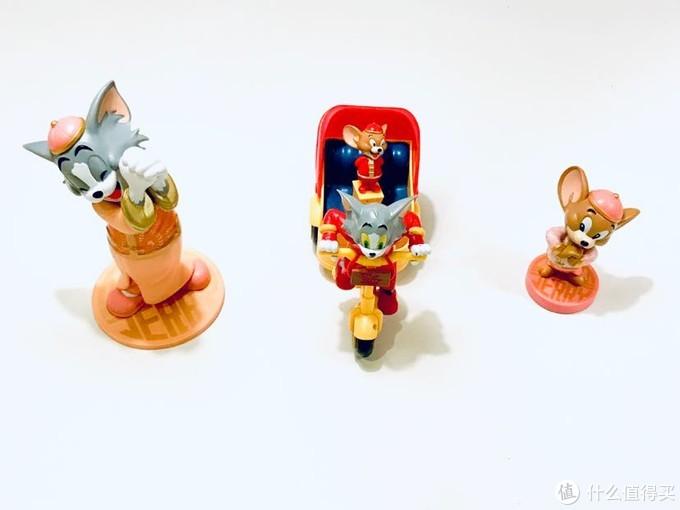 肯德基推出Tom&Jerry 80周年玩具,你买了没?