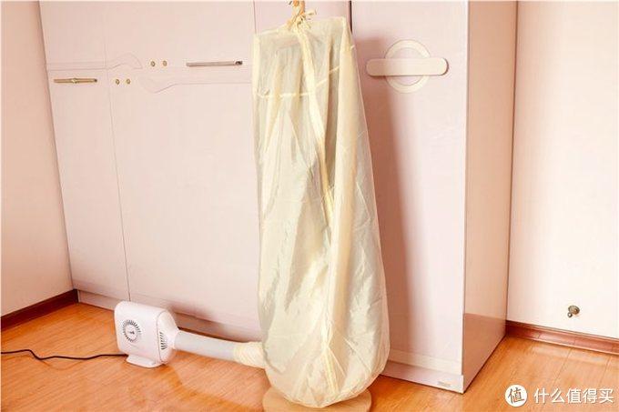 不仅能取暖,还能烘衣和暖被:更实用的小尼熊暖风机体验!