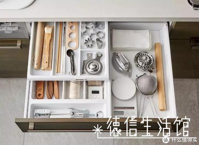 厨房是生活中的核心,怎样才能做好收纳?
