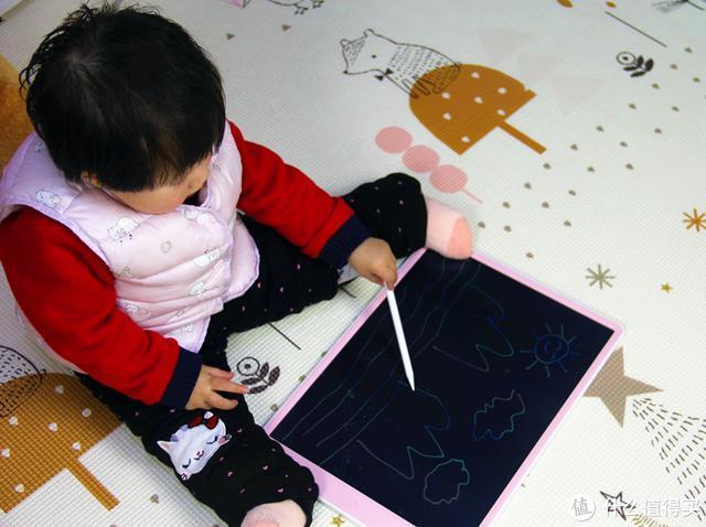 熊孩子家中乱涂乱画怎么治?小米生态链小寻新品给你一个满意答案