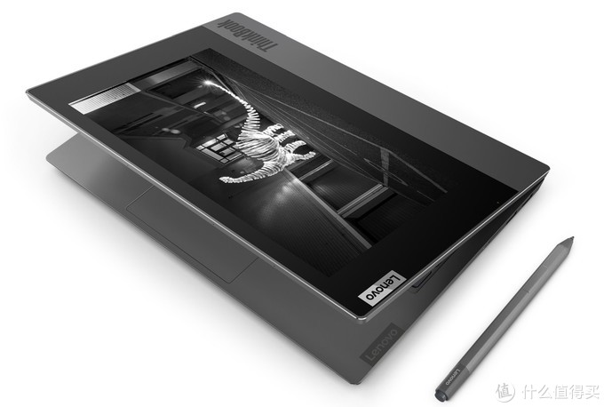 The case is actually an ink screen: Lenovo releases ThinkBook Plus dual-screen laptop