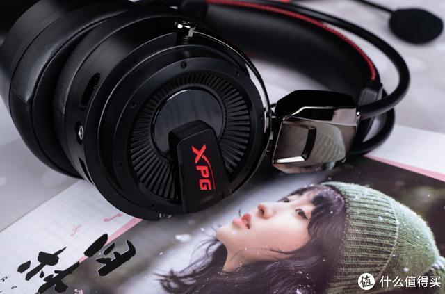 物理外挂听声辩位,游戏音乐两全其美XPG先知电竞耳机