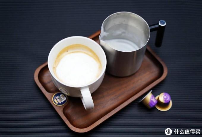 胶囊咖啡机最好的伴侣,心想奶泡机体验。