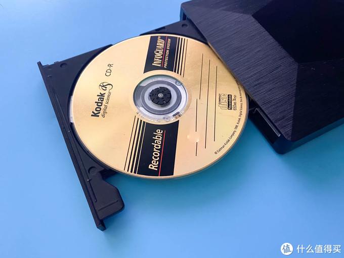 为了回忆曾经的岁月,入手外挂便携刻录机