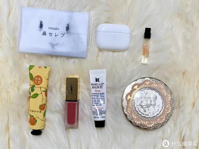 What's in my bag?|精致猪猪女孩的出行基础必备单品都有啥?