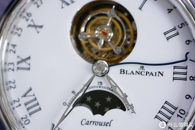 宝珀卡罗素,本人最爱的大复杂腕表