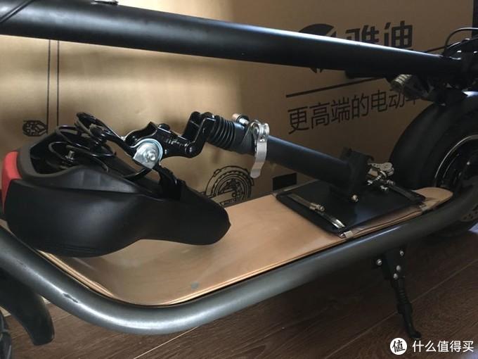 用500骑行券花799买了雅迪L3滑板车升级大改造