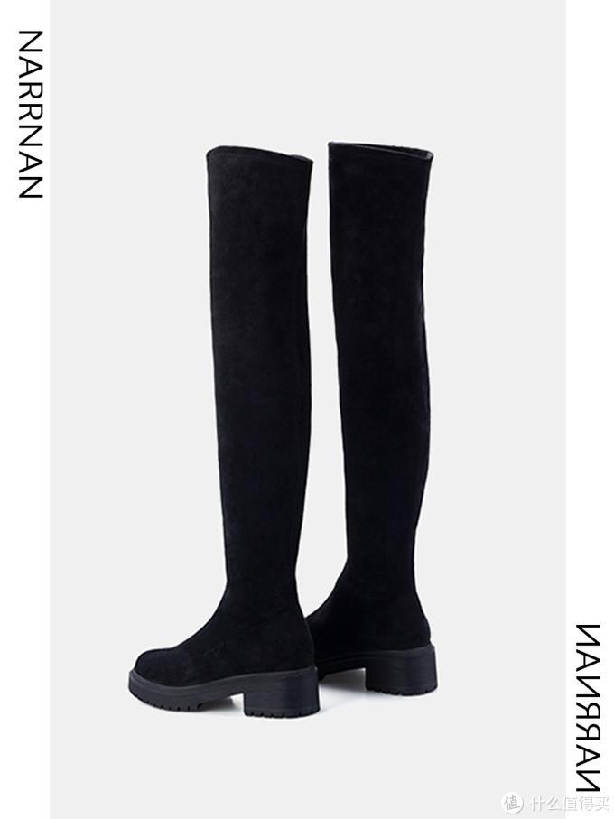 这个冬天,你还差一双保暖又性感的长筒靴