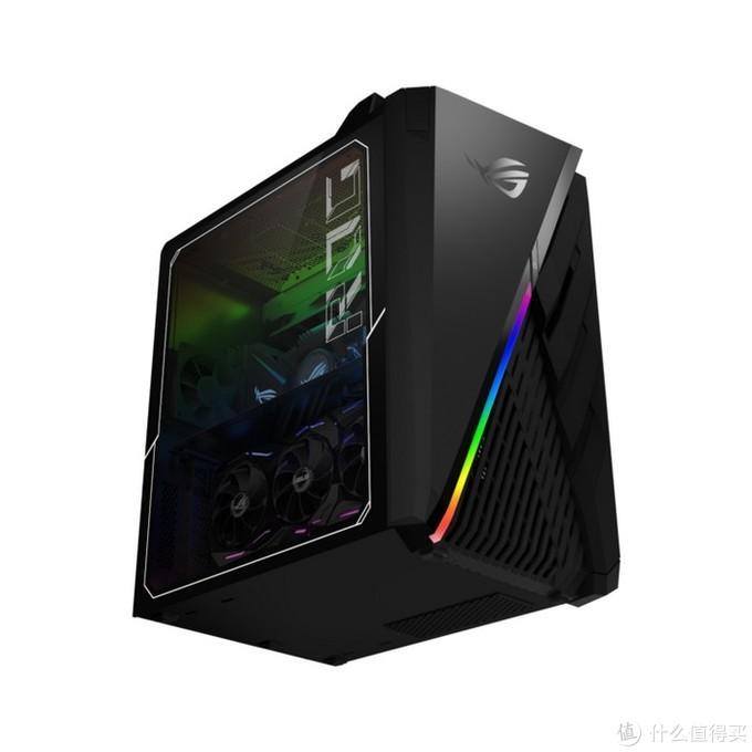 全新设计风格的外观&内部结构:ASUS华硕发布 ROG Strix GA15、GT15、GA35和GT35游戏主机