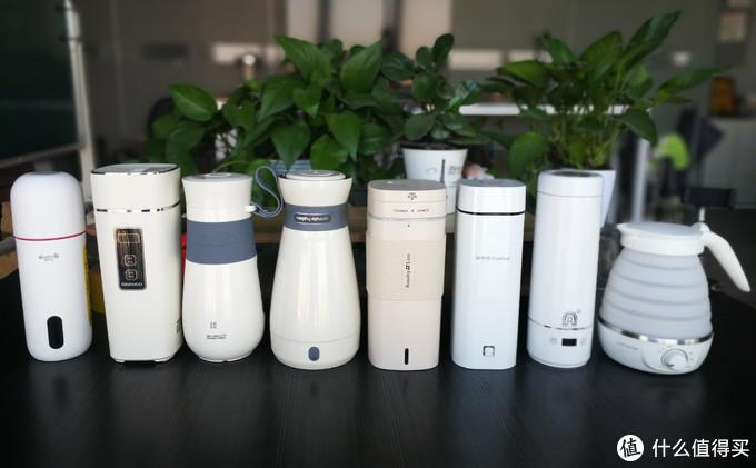 八款电热水壶