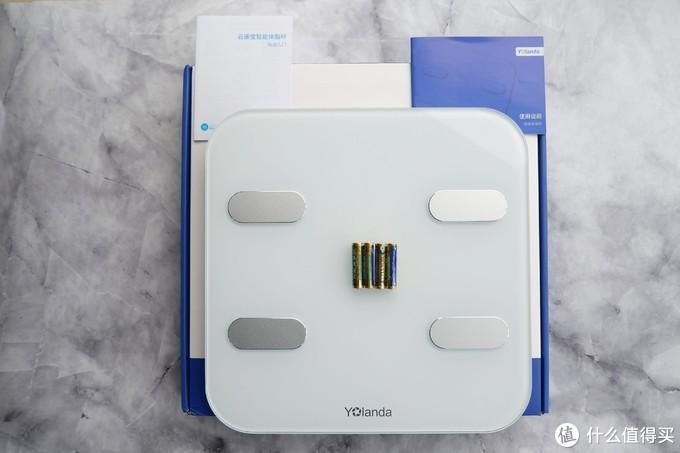 减肥的动力就是拿数据扎你心-Yolanda云康宝智能体脂秤体验分享