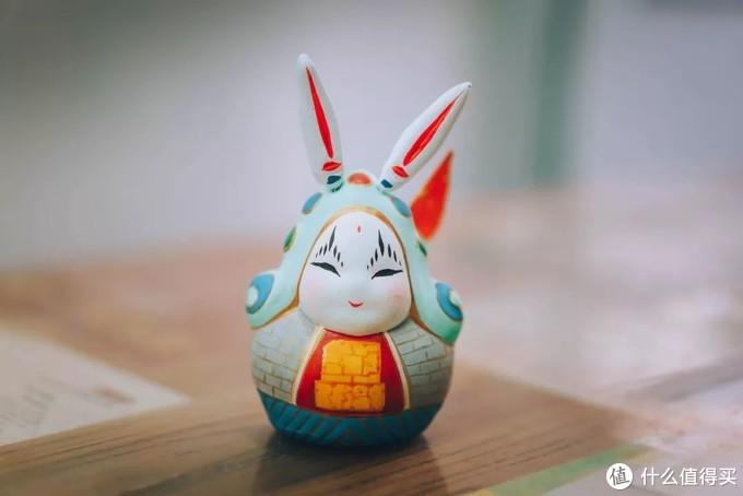 萌萌的兔儿爷