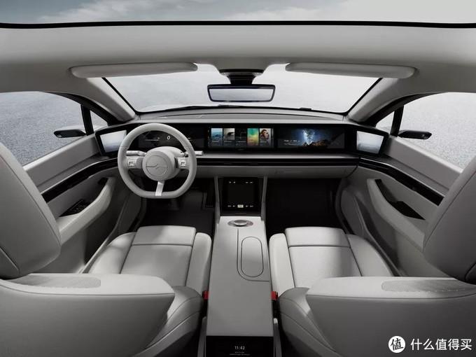 索尼发布Vision-S电动概念车