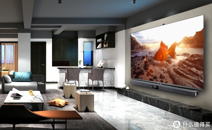 8K大屏时代降临,TCL全新QLED电视亮相CES 2020,创最多分区数