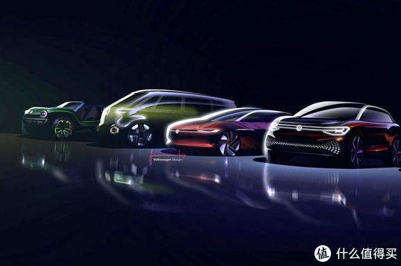 大众汽车规划2020年将推出34款新车