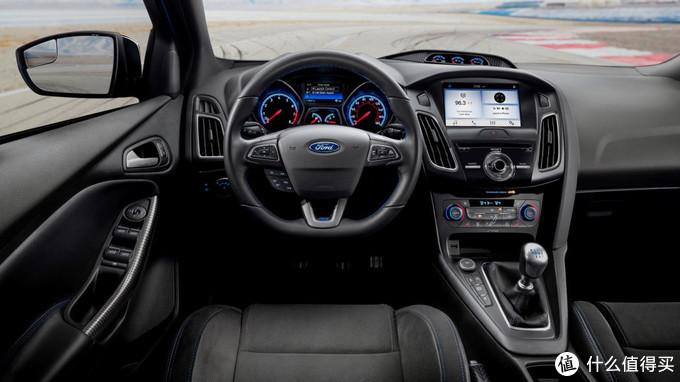 福特将会生产400匹的混合动力福克斯RS