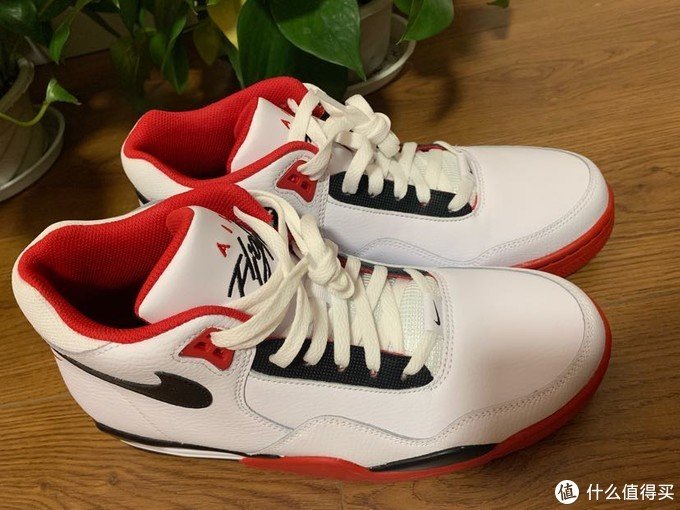 耐克男鞋 NIKE AIR FLIGHT LEGACY AJ兄弟款开箱
