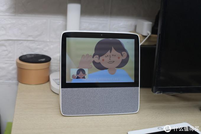 小度、小度,在那~~唤醒你的哄娃神器小度在家X8智能屏