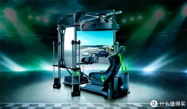 雷蛇发布方程式赛车模拟器、ITX主机、5G概念路由器