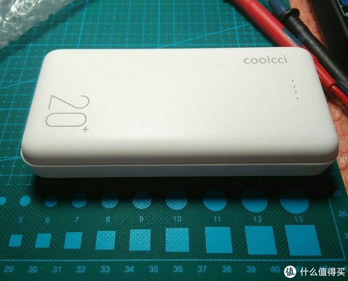 酷吉Coolcci 20000mAh充电宝