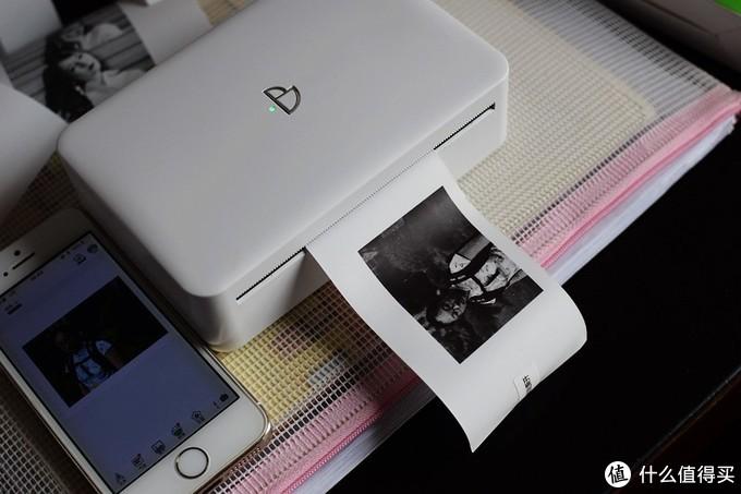 送给孩子的礼物 啵哩L3口袋打印机