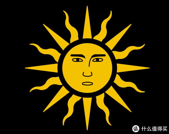 尼弗迦德帝国的旗子。(图片来自猎魔人百科)