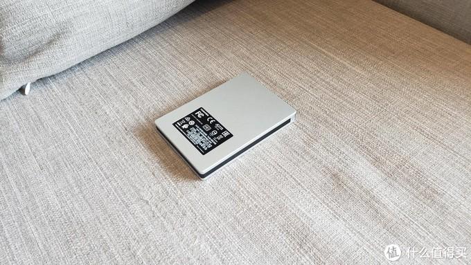 海量工作文件都不怕,东芝Canvio Slim移动硬盘,你们喜欢不?