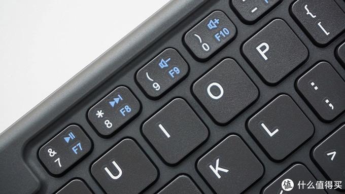试了试航世的HB188S折叠键盘,跟iPad搭配使用不错呢