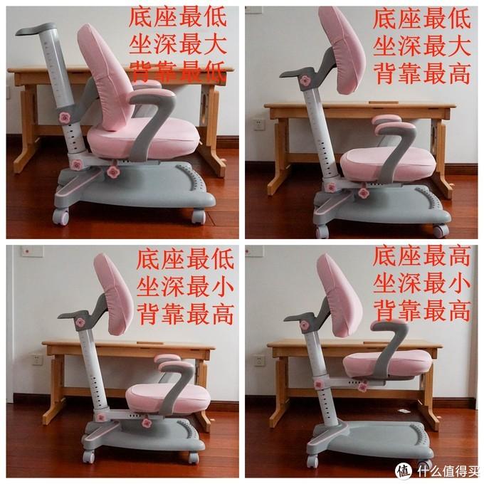 大女儿的第一张学习椅---西昊(SIHOO) K35C儿童学习椅晒单