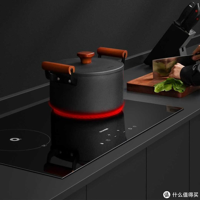 圈厨电磁炉电陶炉双头灶,适合不同用户家庭使用