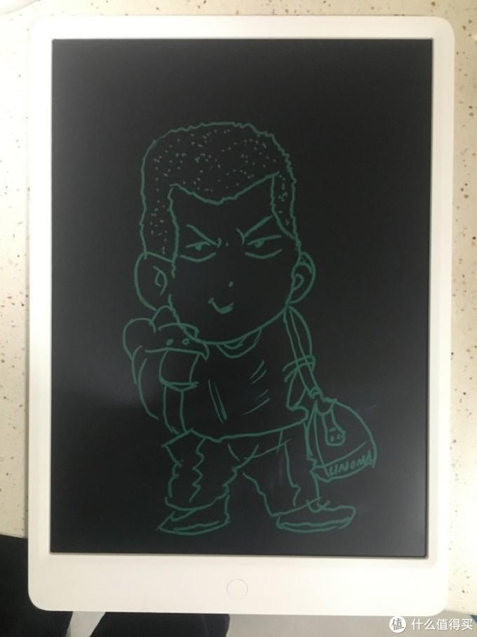 孩子的期末礼物-米家手写小黑板初入体验