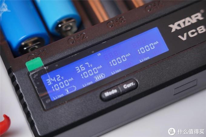 全能解决方案,让你不再为充电而烦恼---XTAR(爱克斯达)VC8电池充电器分享