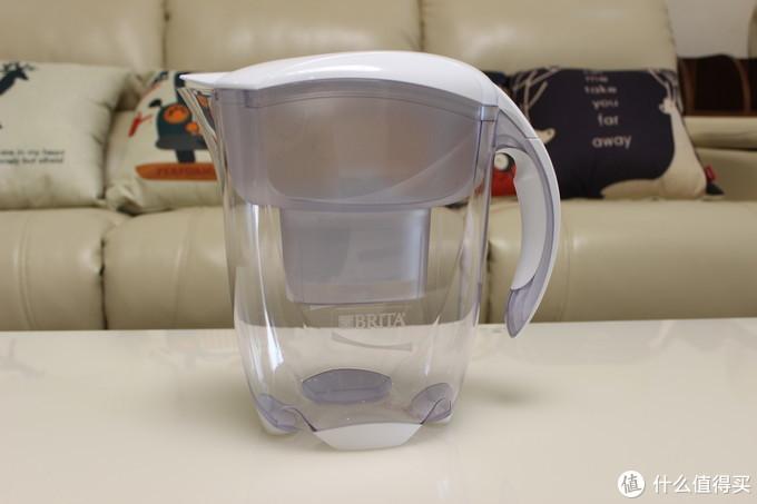 小厨娘的生活新伴侣——碧然德BRITA探索者系列滤水壶使用体验