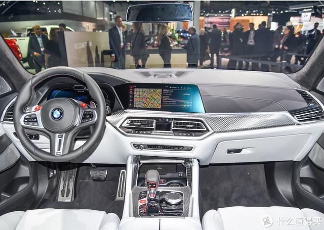 全新宝马X5M开启预售 将于北京车展上市