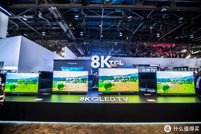 除8K电视X9,TCL·XESS 旋转智屏Pro新品也首次亮相CES展