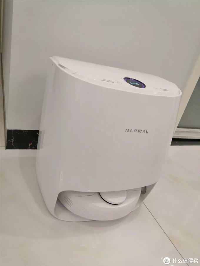 解放懒人的终极神器——入手会自动洗拖布的云鲸智能拖扫机器人