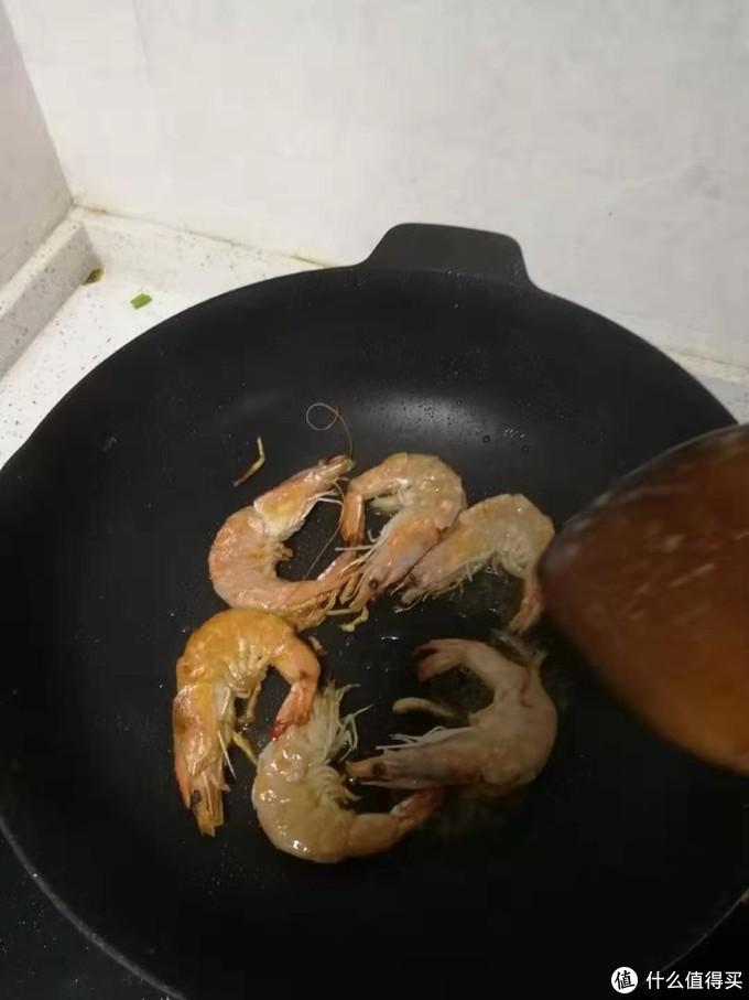 """告别速食,来碗营养丰盛的""""虾扯面"""""""