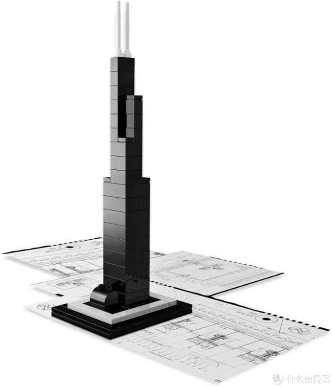 1个颗粒1块钱,乐高建筑系列为什么这么贵?