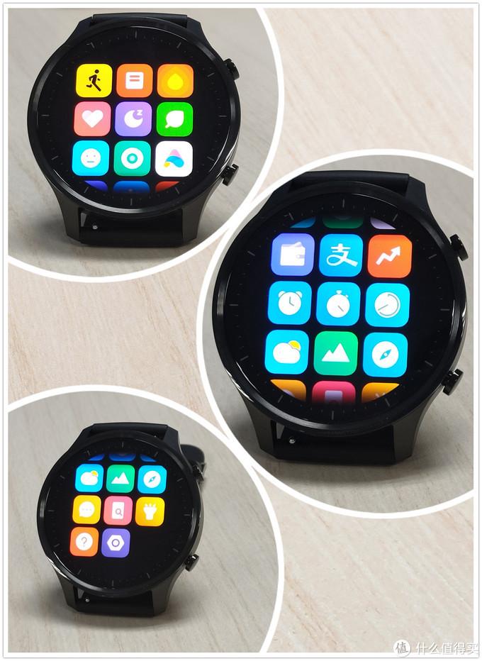 小米智能运动手表Color 开箱简晒