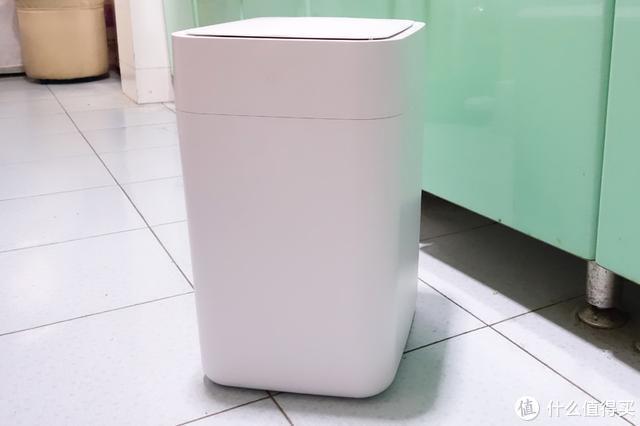 原来丢垃圾也能如此优雅:拓牛智能垃圾桶T1体验