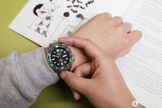 年轻人的第一块机械手表,精工5号体验