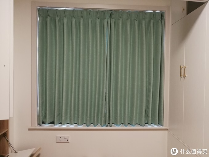 sunpathie窗帘 定型做工棒