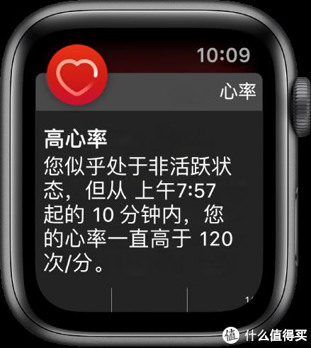 苹果官网心率警告