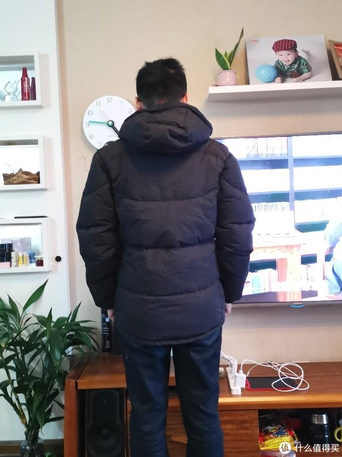 这个冬天不太冷,黑冰天枢PLUS 男款羽绒服,户外御寒神器