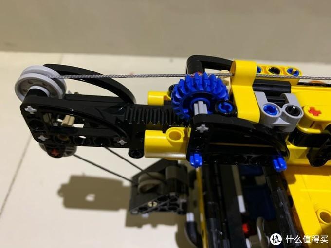 机械齿轮传动机构,精密度很好,机械组棒棒哒